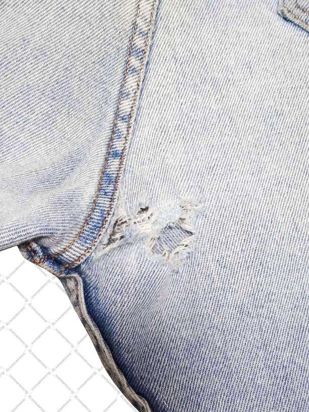 Ремонт джинсів