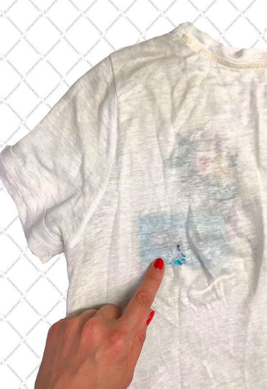 Ремонт футболок